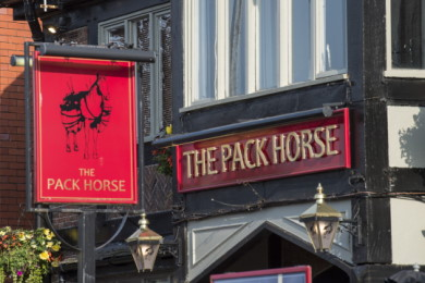 The Pack Horse, Macclesfield